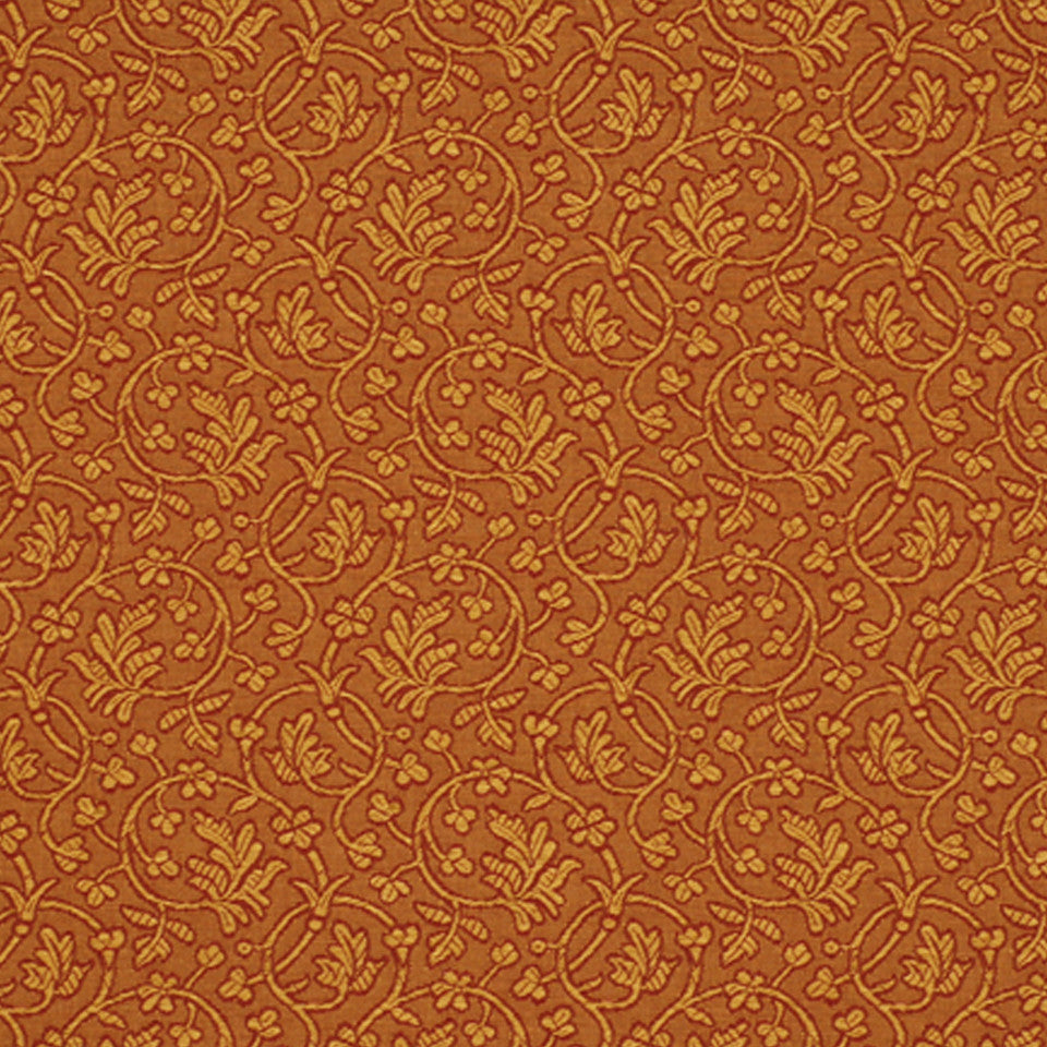 DRAWING ROOM UPH CONTRACT Edwina Fabric - Tuscan Sun