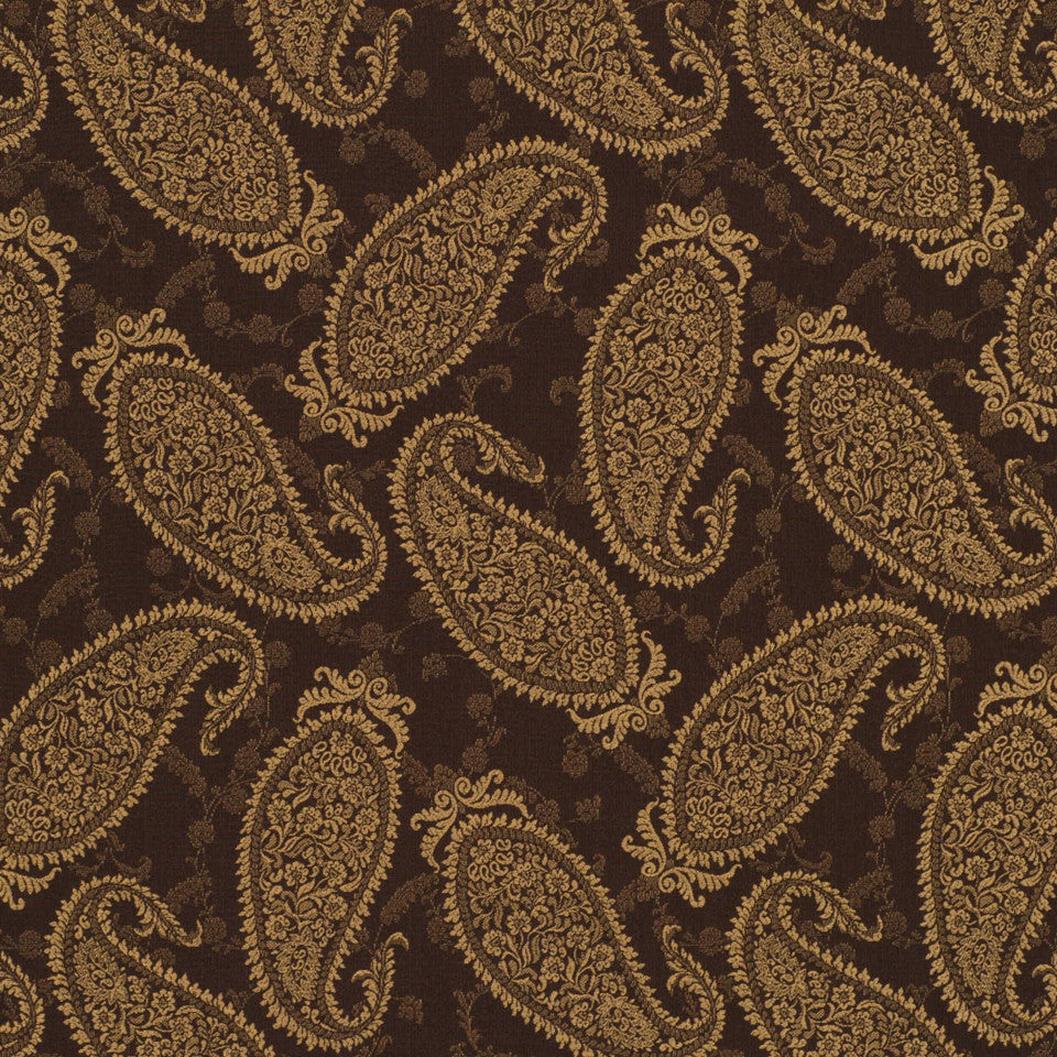 DRAWING ROOM UPH CONTRACT Sixpence Fabric - Walnut