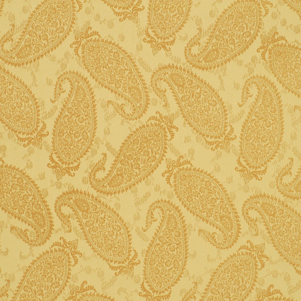 DRAWING ROOM UPH CONTRACT Sixpence Fabric - Buttercream