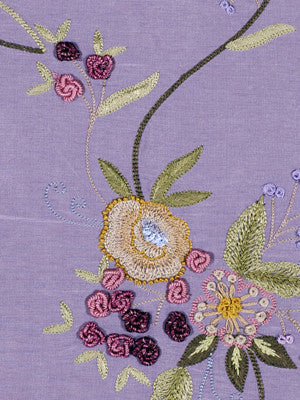Secret Romance Fabric - Wisteria