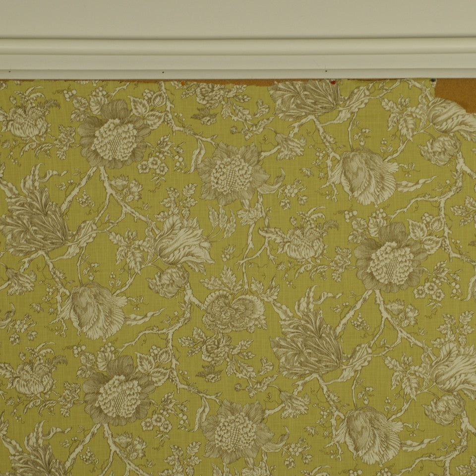 PRINTS Cherrington Sb Fabric - Citrine
