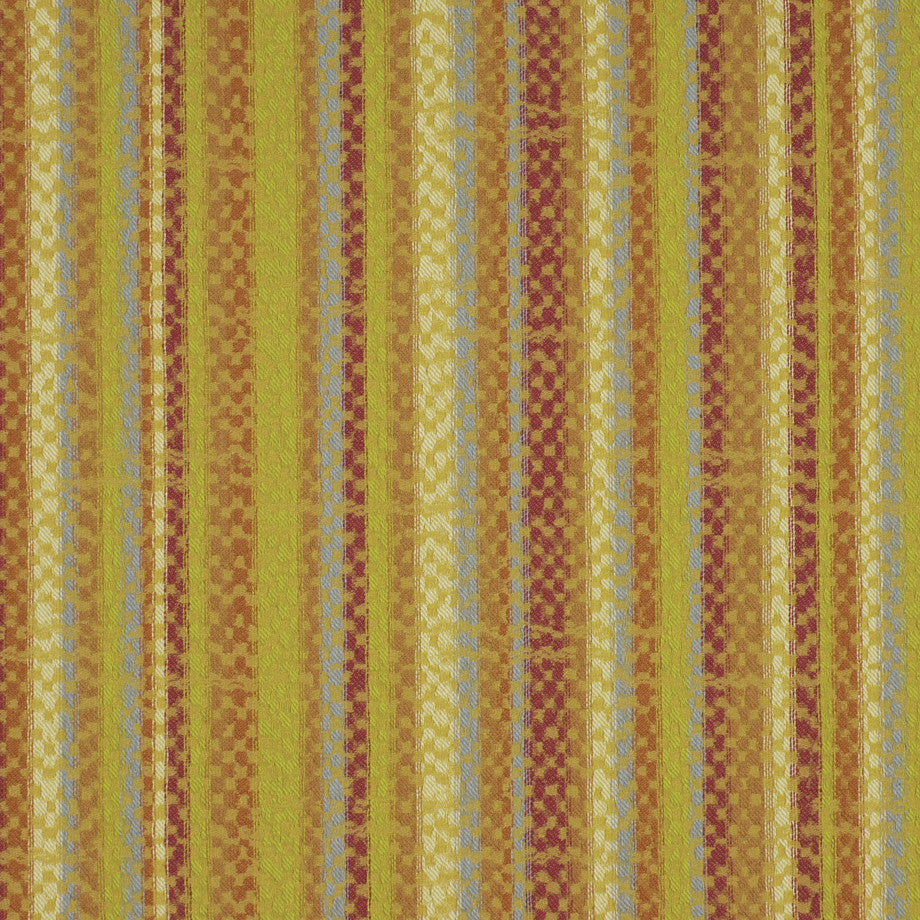 TEABERRY-SAFFRON-CHILI Frequency Fabric - Fresca