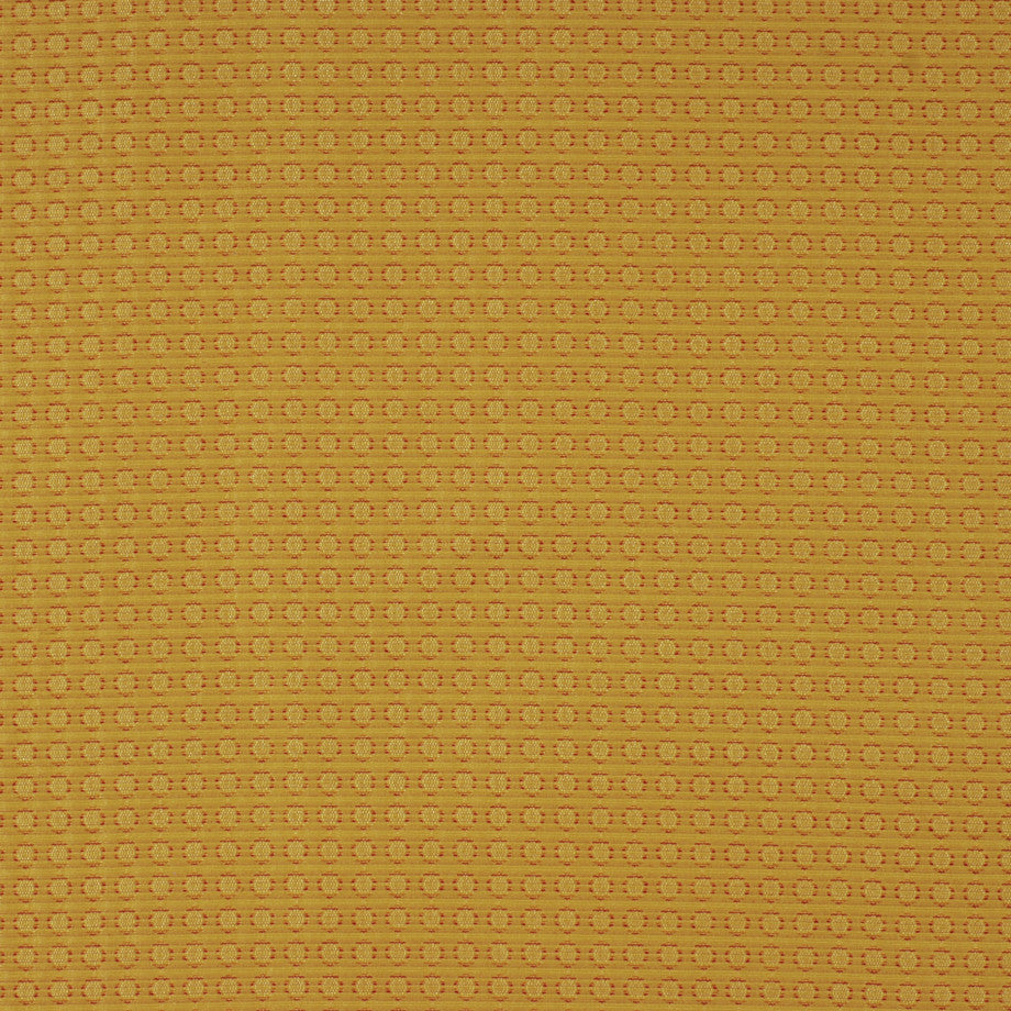 TEABERRY-SAFFRON-CHILI Octave Fabric - Butternut