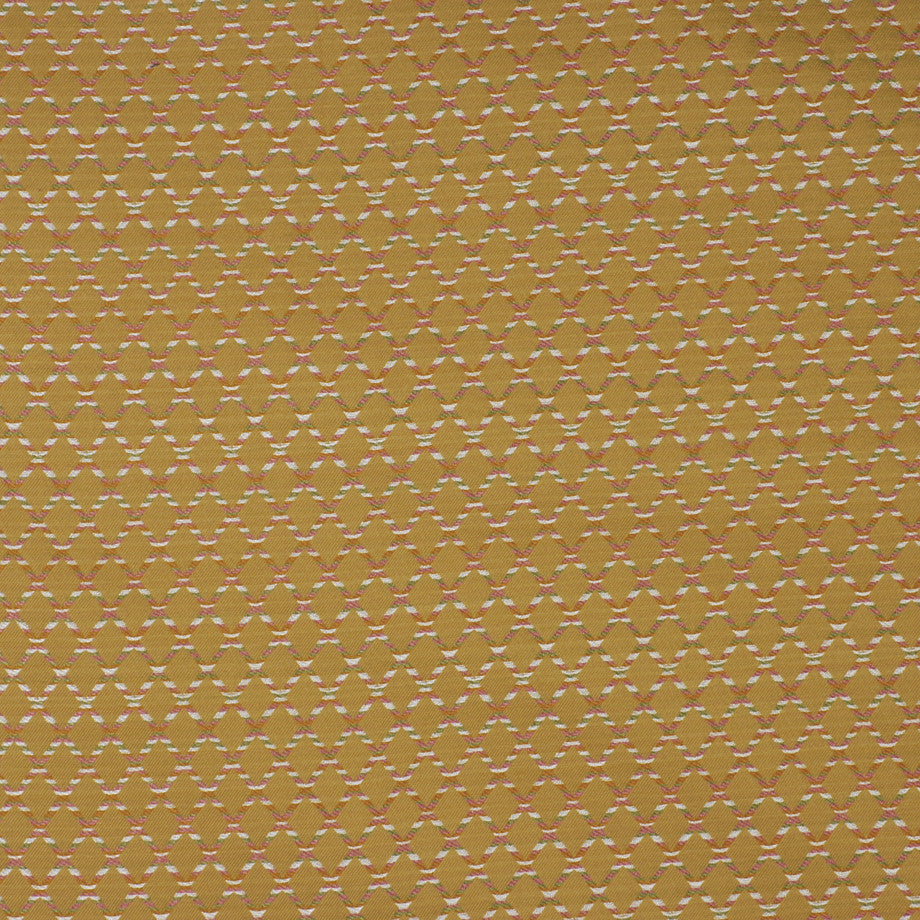 TEABERRY-SAFFRON-CHILI Massey Fabric - Sunset