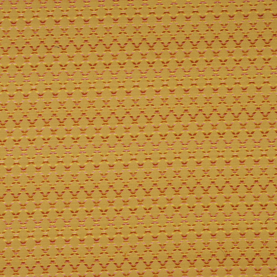 TEABERRY-SAFFRON-CHILI Massey Fabric - Teaberry
