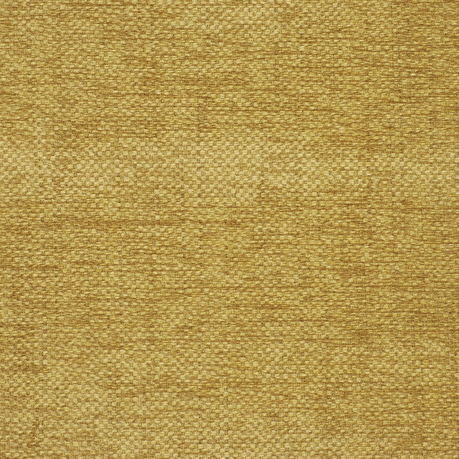 TEABERRY-SAFFRON-CHILI Klauson Fabric - Golden