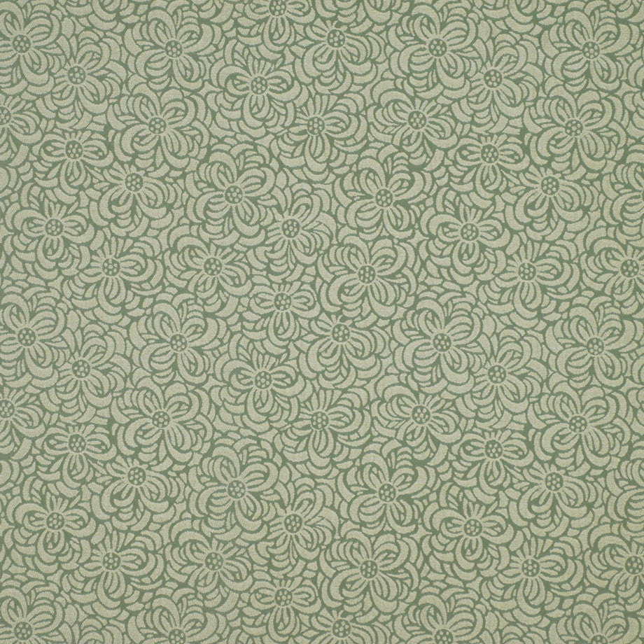 TRANSITIONS Shedaisy Fabric - Seaglass