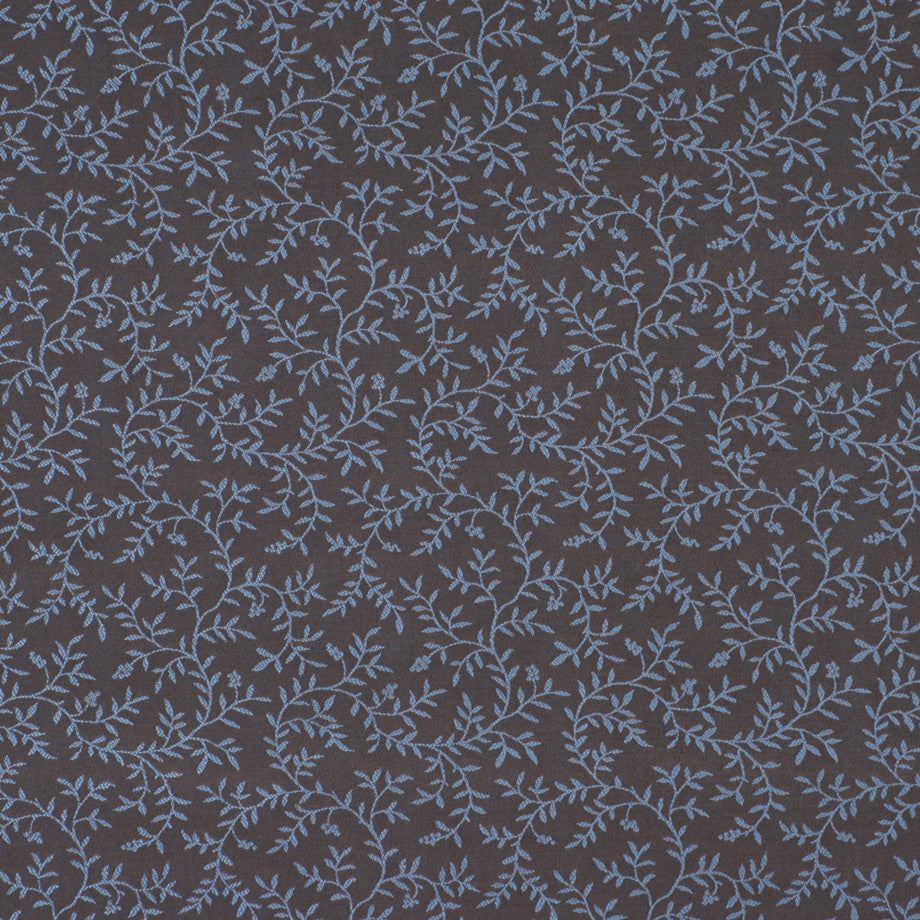 TRANSITIONS Clinging Vines Fabric - Moonstone