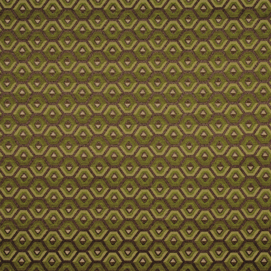 TRANSITIONS Atlantis Reef Fabric - Marsh