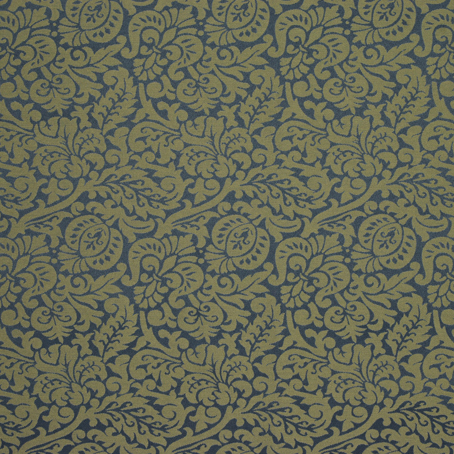 TRANSITIONS Madison Damask Fabric - Lagoon