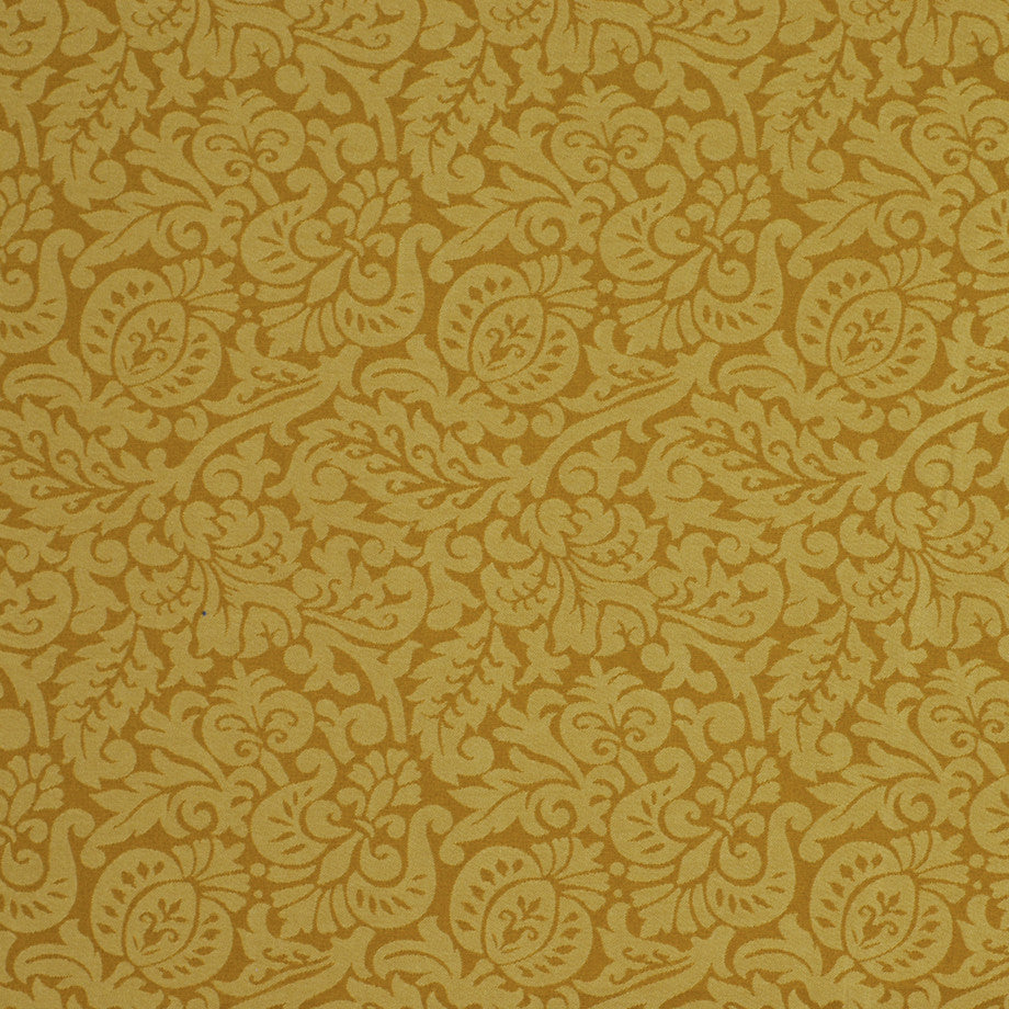 TRANSITIONS Madison Damask Fabric - Butterscotch