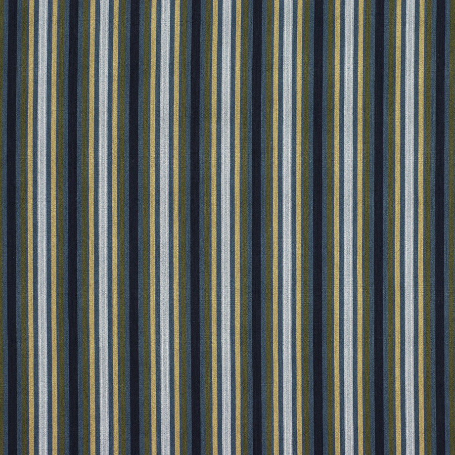 TRANSITIONS Palace Stripe Fabric - Midnight