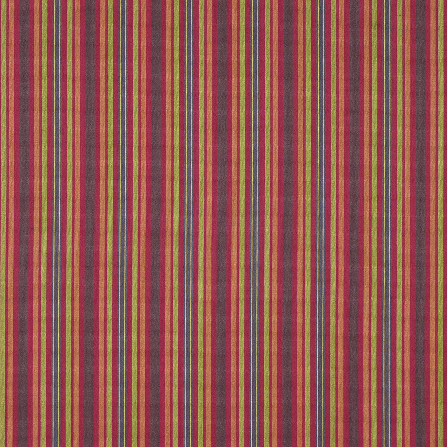TRANSITIONS Palace Stripe Fabric - Berry