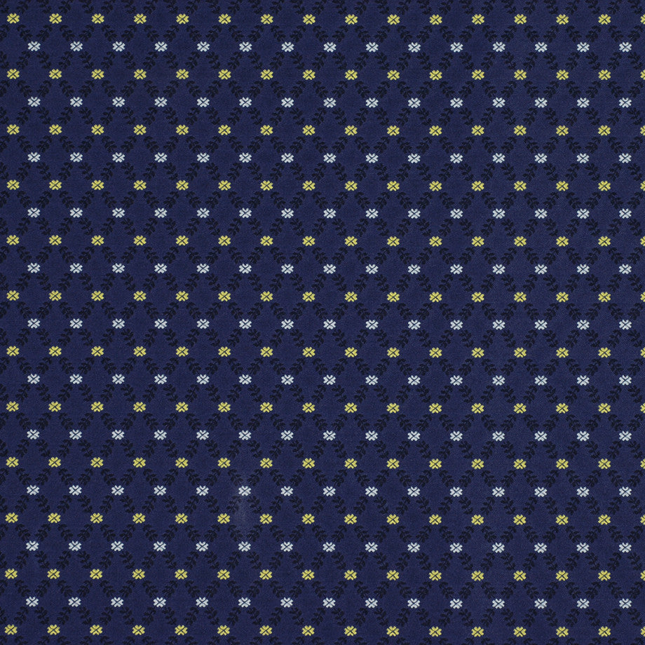 TRANSITIONS Lisbeth Floral Fabric - Midnight