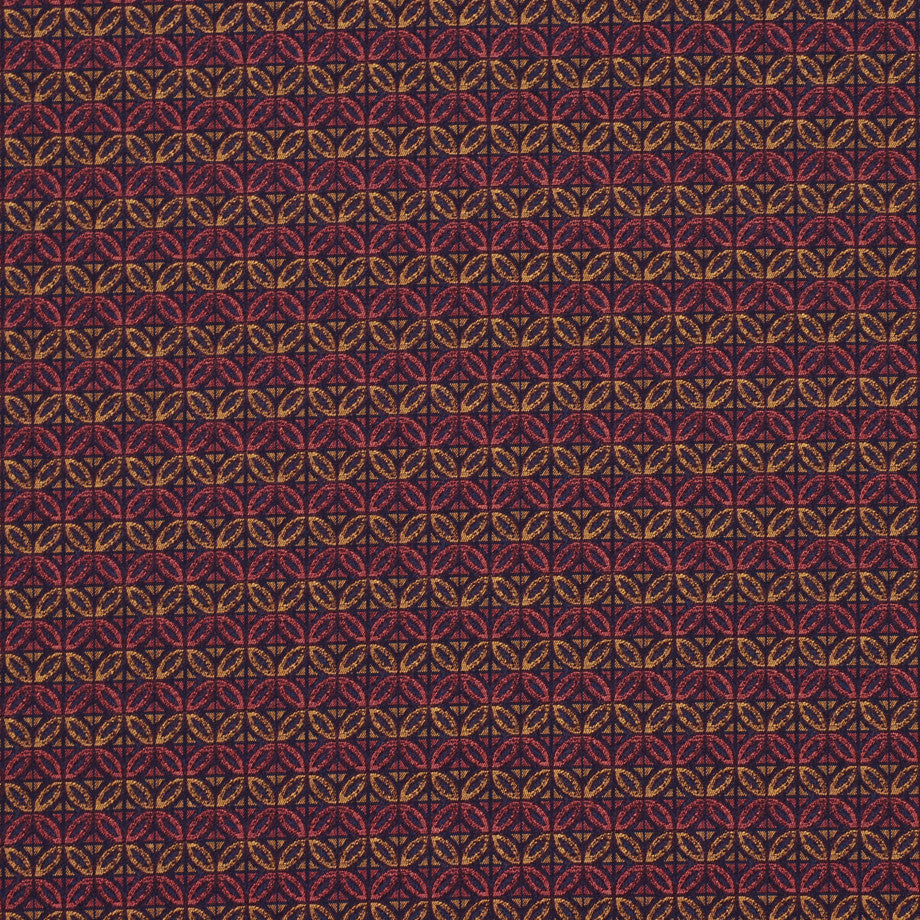 TRANSITIONS Night Star Fabric - Mixed Berry
