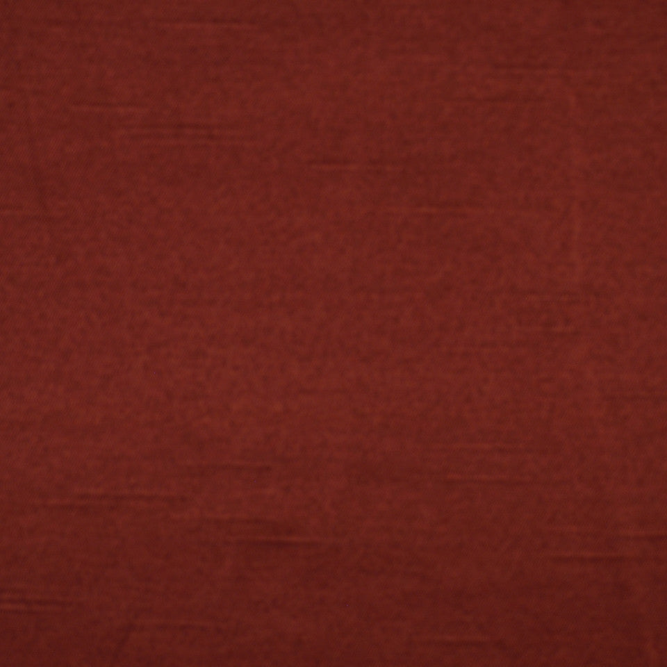 ELEGANT DRAPERY SOLIDS Satin Lustre Fabric - Port