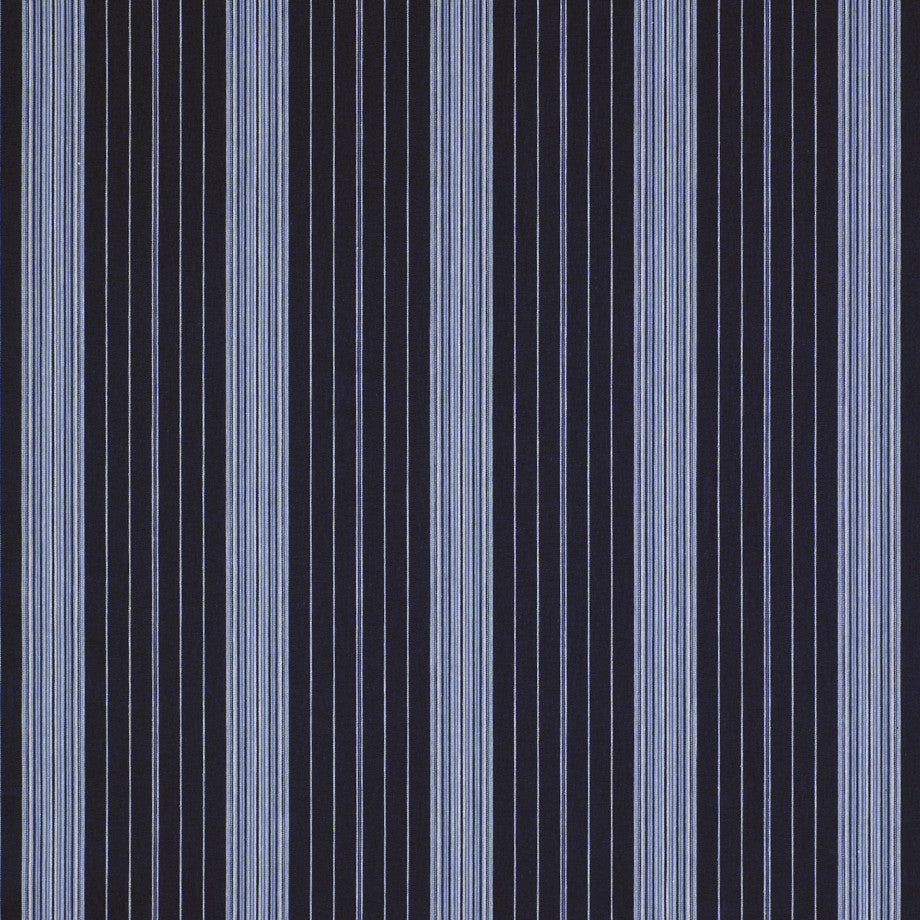 PRINTS Welsh Fabric - Navy