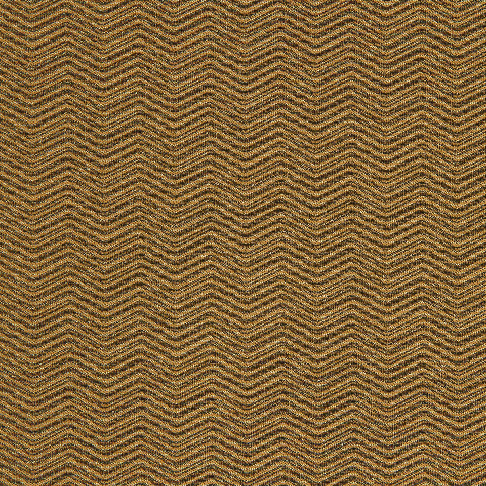ZEST Glossy Wave Fabric - Barley