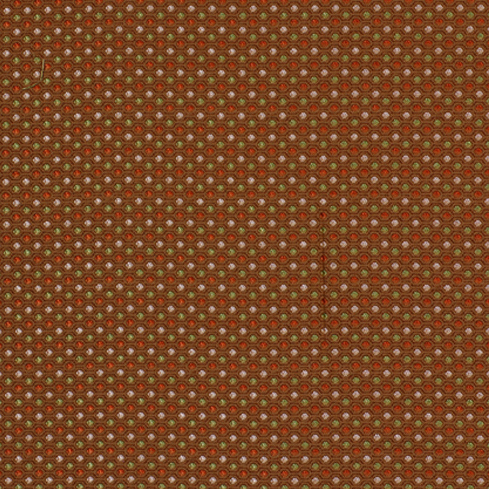 WOVENS Tropical Gems Fabric - Walnut