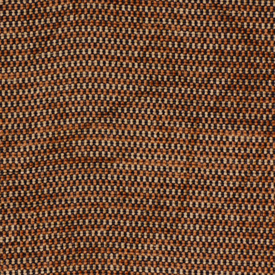 WOVENS Kingston Shore Fabric - Walnut