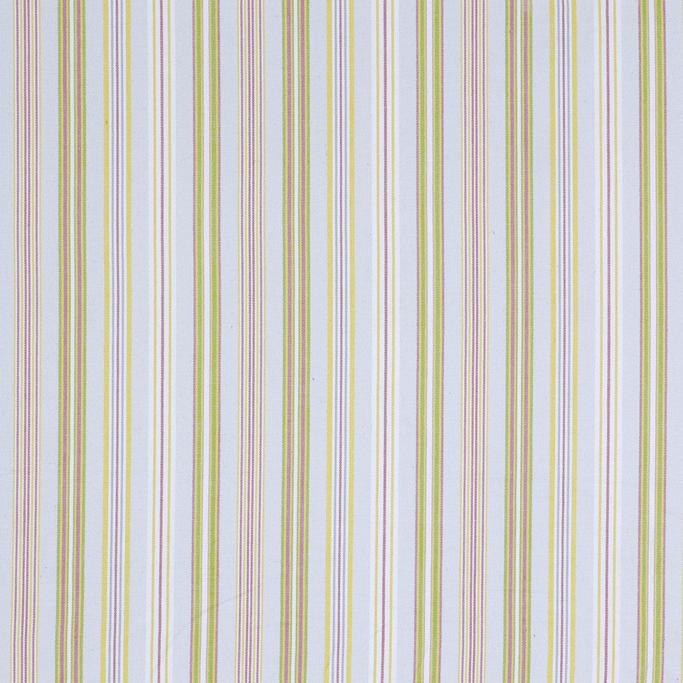 POINT JUDITH Dune Stripe Fabric - Summer