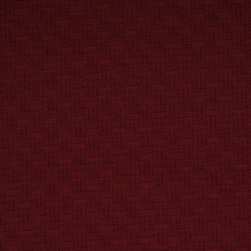 Wicker Fabric - Cinnabar