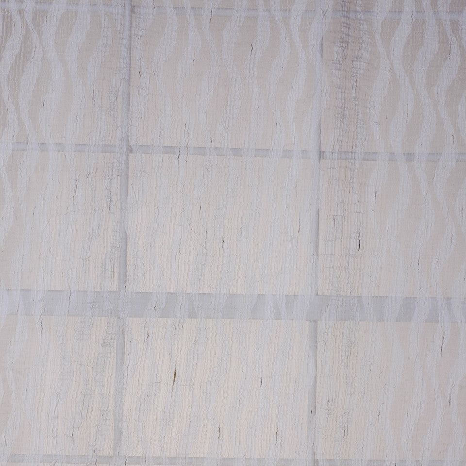 MODERN SHEERS Ricegrass Fabric - Flax