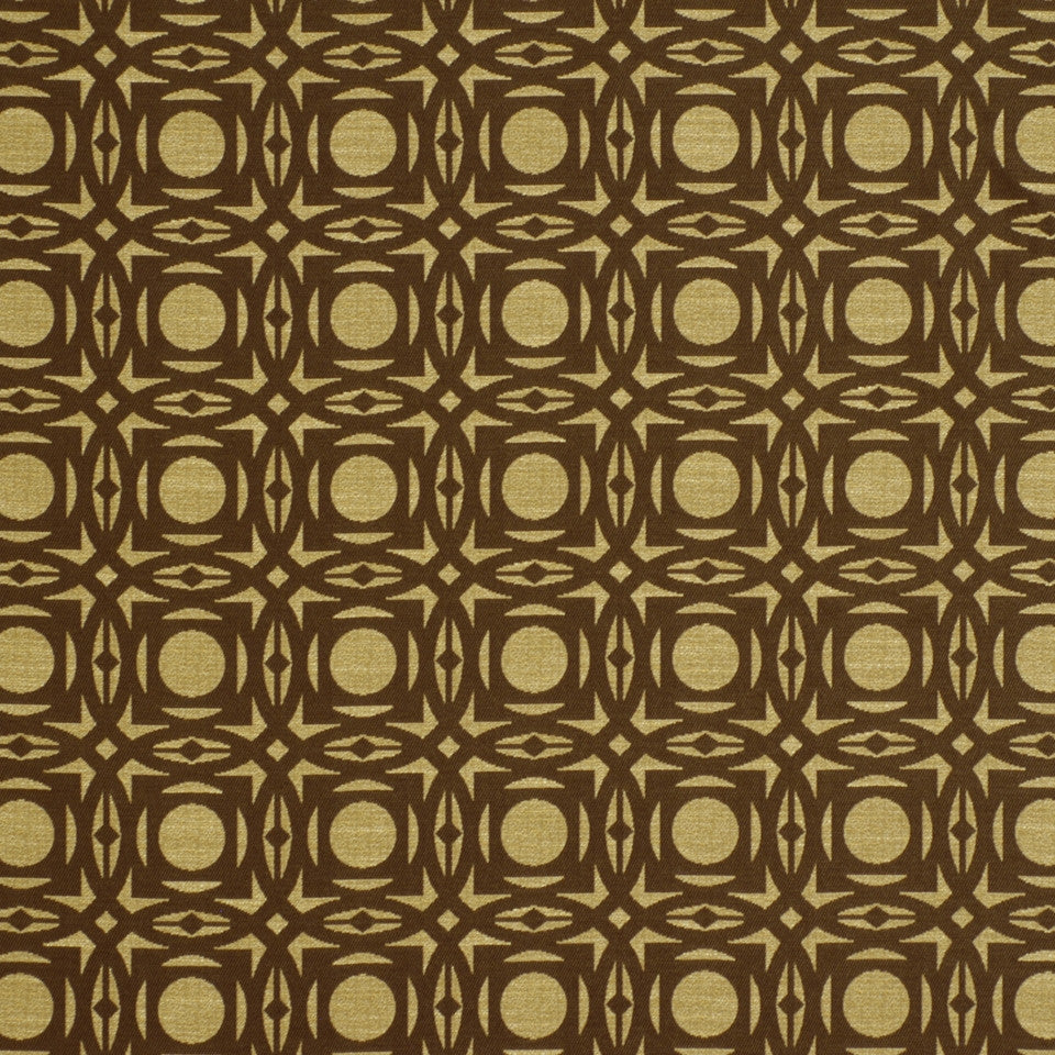 WHEAT-PECAN-BARLEY Bokhara Fabric - Sable