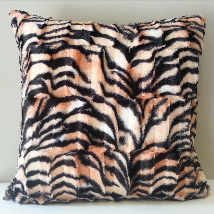 Tiger Stripe Pillow
