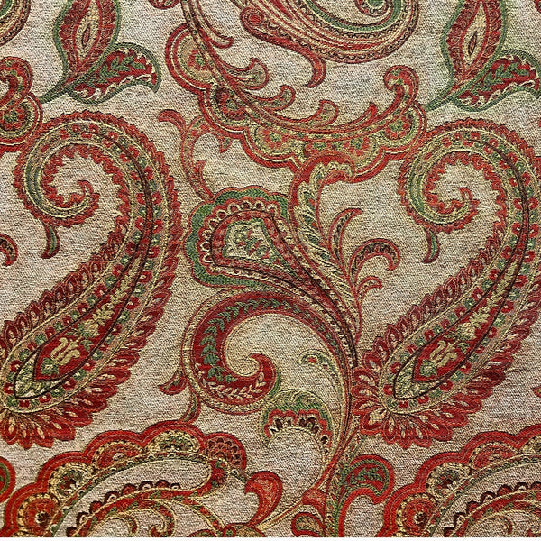 Country Paisley Chenille