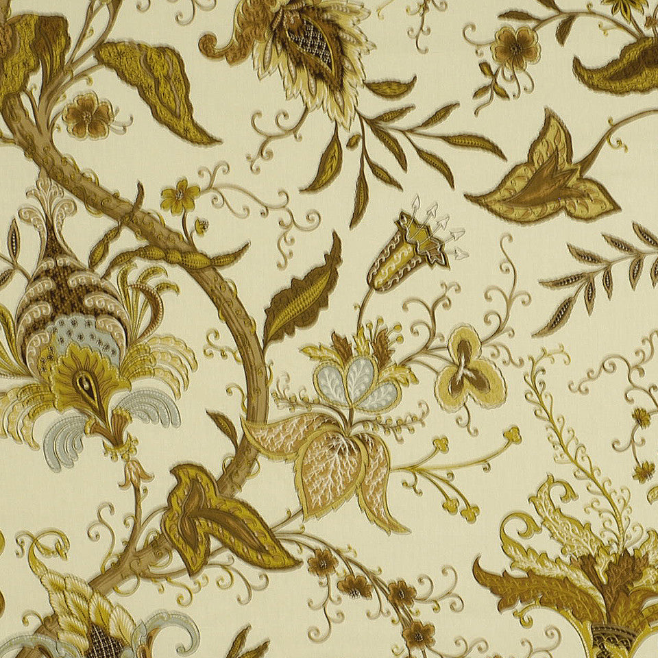 LA CAMPAGNE Pontoise Fabric - Wheat