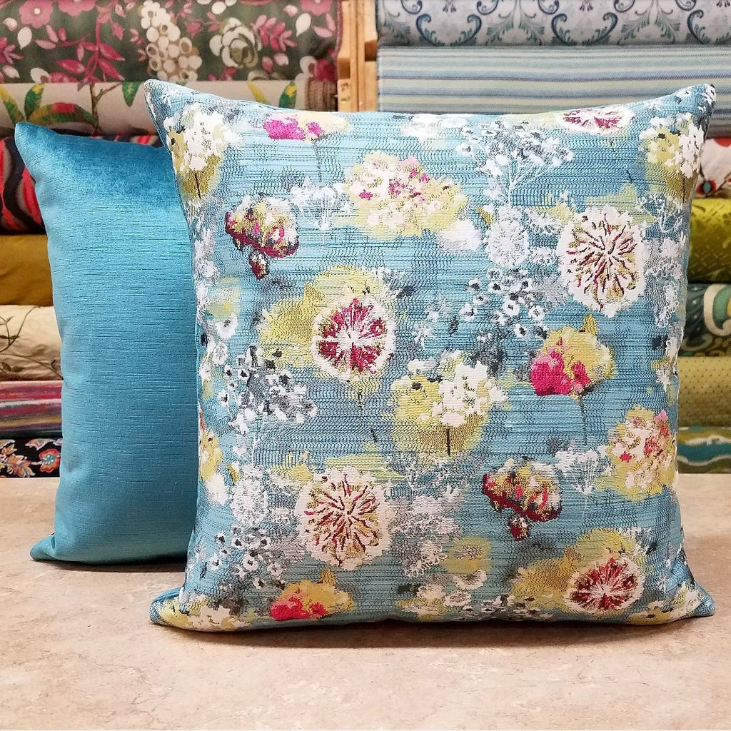 Lily Pond Pillow