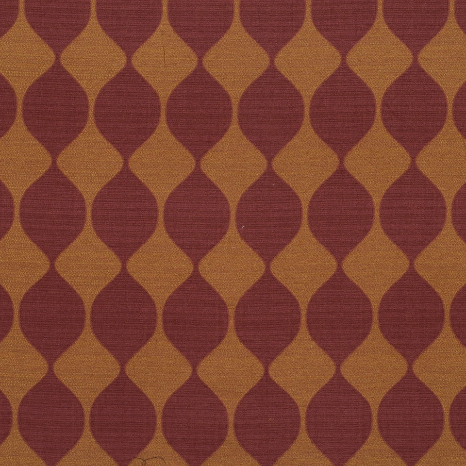 WOVENS Zanthura Fabric - Chili