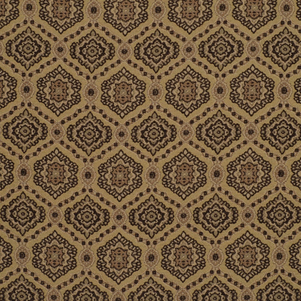 WOVENS Moors Valley Fabric - Golden Pecan