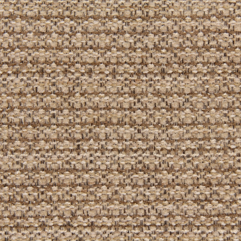 PERFORMANCE TEXTURES Watertown Fabric - Barley