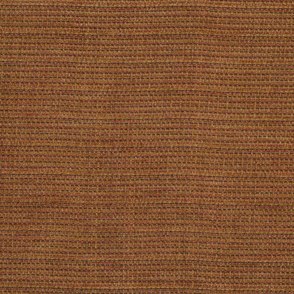 PERFORMANCE TEXTURES Watertown Fabric - Cognac