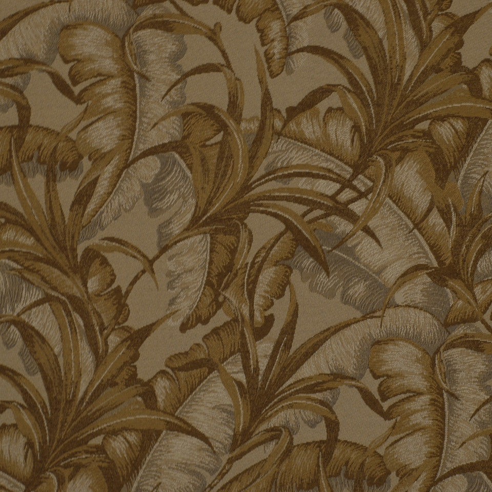 Retro Grove Fabric - Tan