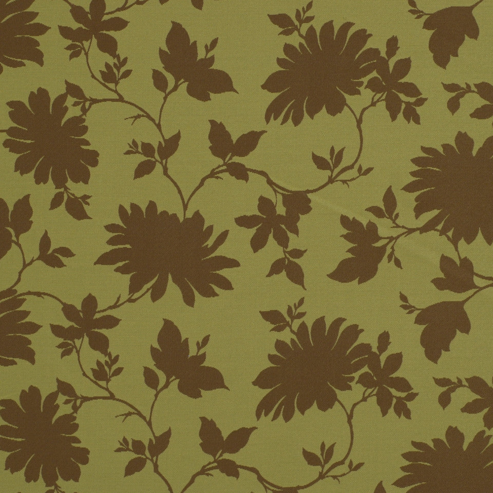 Myrtle Grove Fabric - Fennel