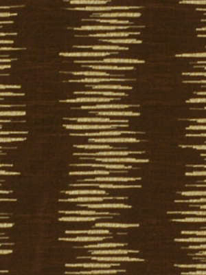 EARTH Silk Ripple Fabric - Espresso
