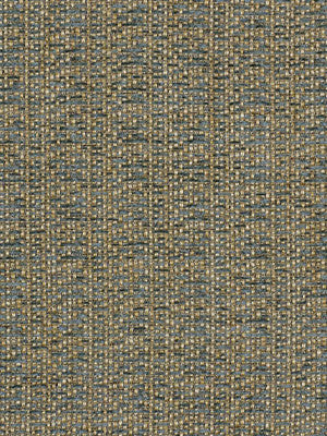 TOURMALINE Inner Weave Fabric - Golden Teal
