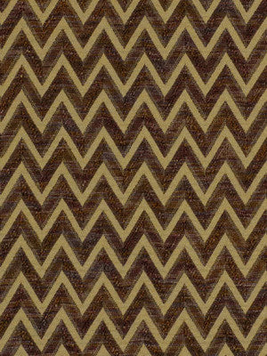 EARTH Zigzag Texture Fabric - Latte