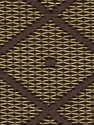 EARTH Dotted Nets Fabric - Earth