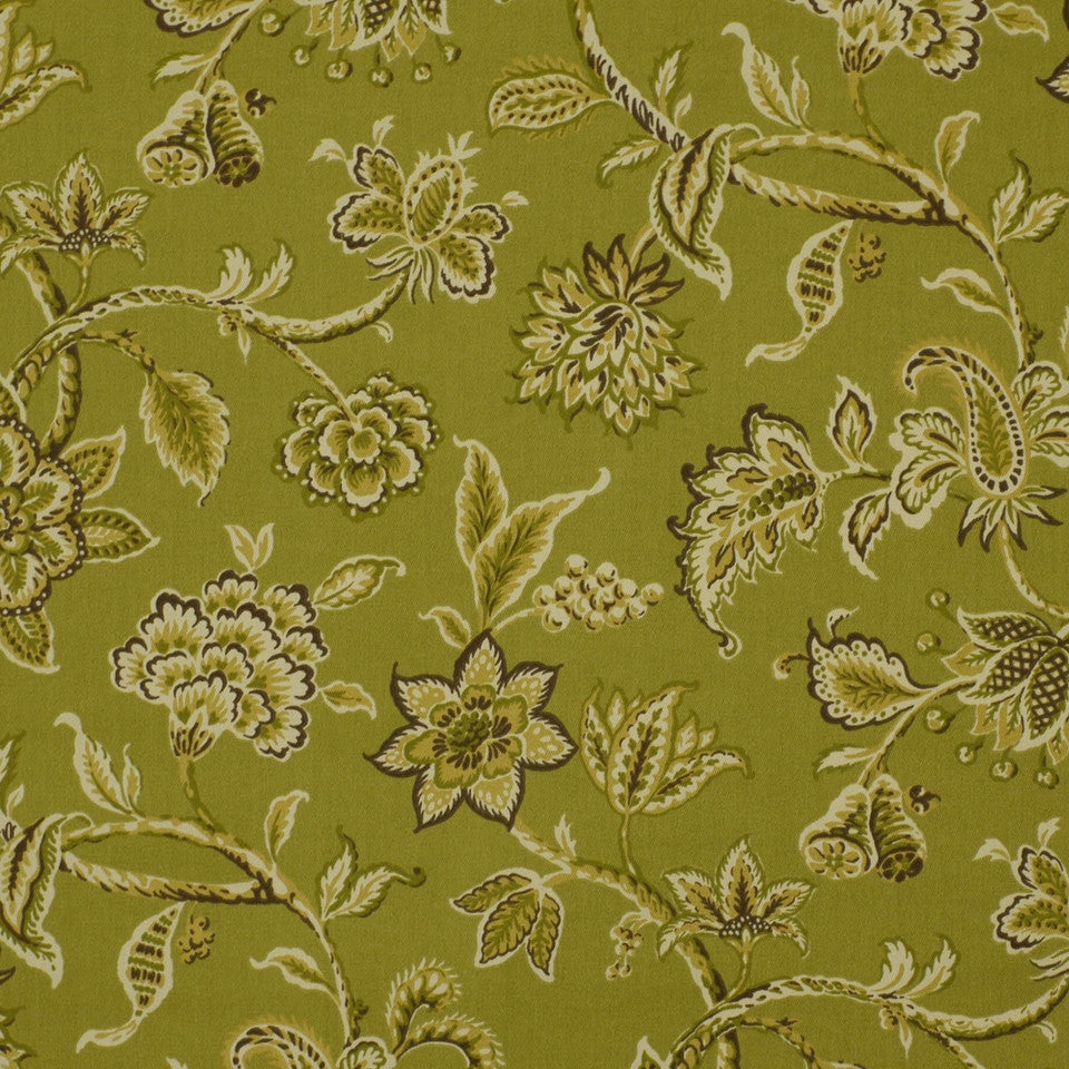 OUTDOOR @ HOME Sea Breeze Fabric - Fennel