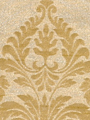 SILKY ORGANAZA Candlewick Fabric - Honey