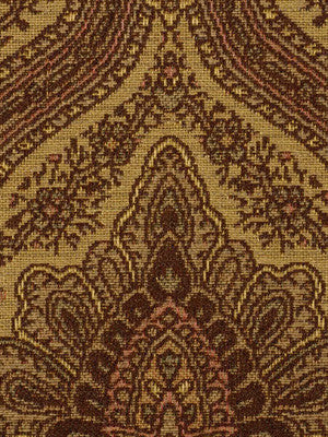 DECORATIVE PERFORMANCE Starvish Fabric - Nutmeg