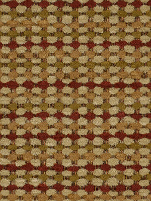 DECORATIVE PERFORMANCE Wexford Boys Fabric - Nutmeg