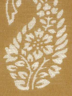 DECORATIVE PERFORMANCE Flower Picking Fabric - Nugget
