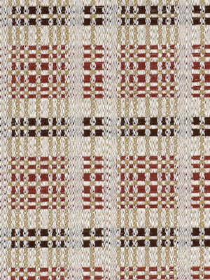 DECORATIVE PERFORMANCE Ready Set Go Fabric - Russet