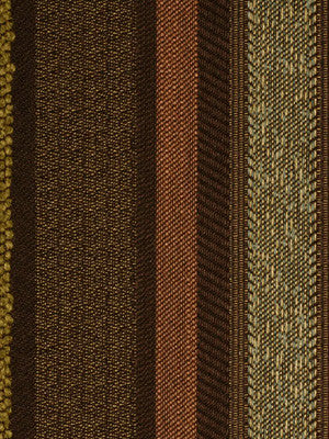 DECORATIVE PERFORMANCE Divided Lanes Fabric - Java