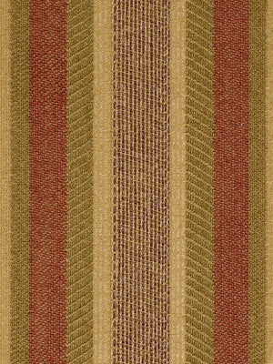 DECORATIVE PERFORMANCE Divided Lanes Fabric - Praline